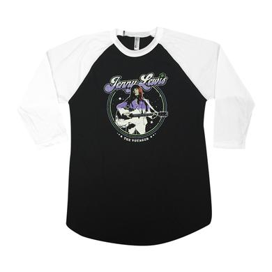 Jenny Lewis Star Voyager Baseball Tee
