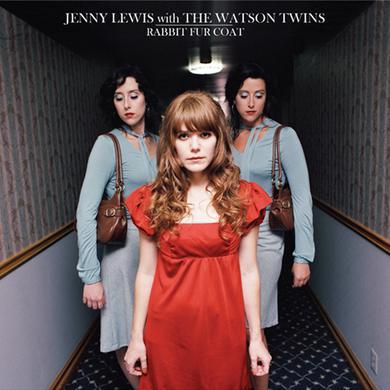 Jenny Lewis Rabbit Fur Coat 10 Year Anniversary Vinyl