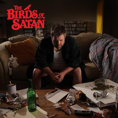 Taylor Hawkins Birds of Satan Self-Titled Vinyl