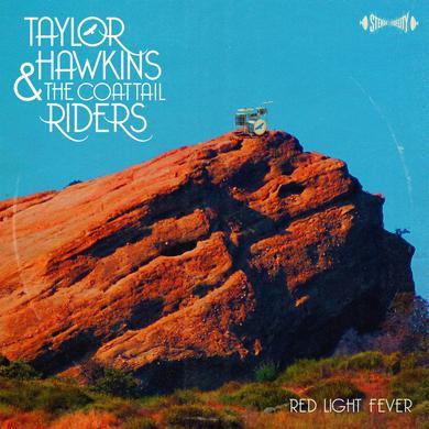 Taylor Hawkins Red Light Fever Vinyl