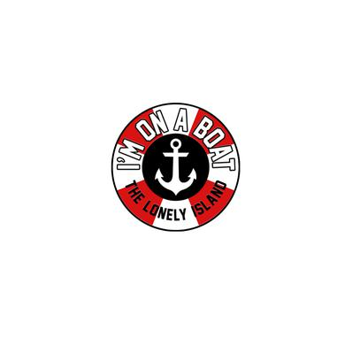 The Lonely Island I'm on a Boat Enamel Pin