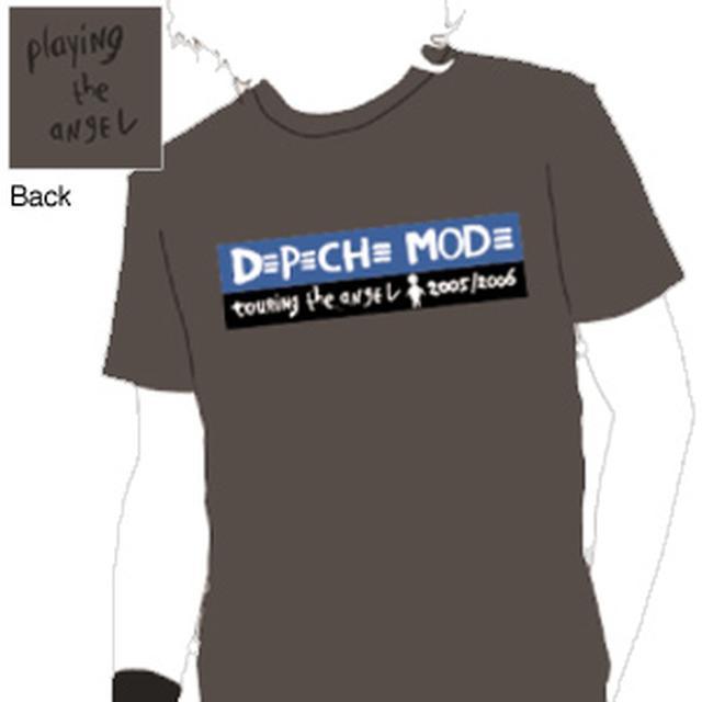 Depeche Mode - Touring the Angel Dark Heather T-Shirt