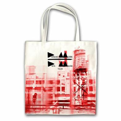 Depeche Mode Album Cover Tote Bag