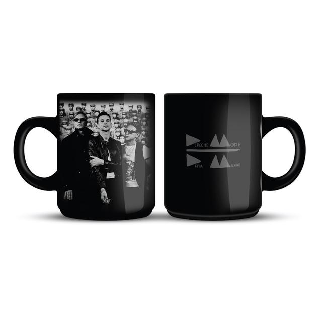 Depeche Mode Photo Mug Chinese Army