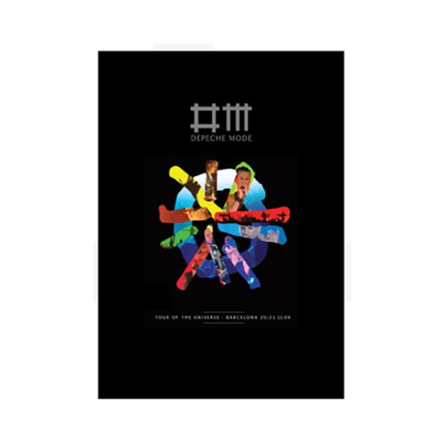 Depeche Mode Live in Barcelona Lithograph - Limited Collector's Edition 1/250