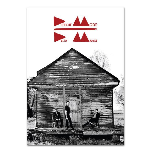 Depeche Mode Poster Shed
