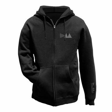Depeche Mode Delta Logo Men's Black Hoody