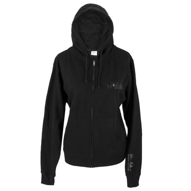 Depeche Mode Delta Logo Women's Black Hoody