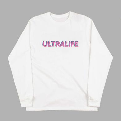 Oh Wonder Ultralife Text Long Sleeve T-Shirt