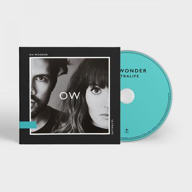 Oh Wonder Ultralife CD Album (Signed) CD