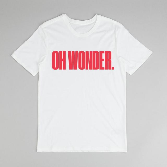 Oh Wonder Limited-edition Asia Tour Shirt