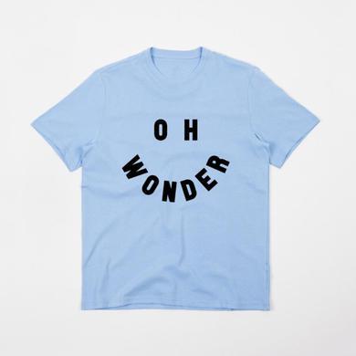 Oh Wonder Smile T-Shirt (Blue)