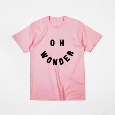 Oh Wonder Smile T-Shirt (Pink)