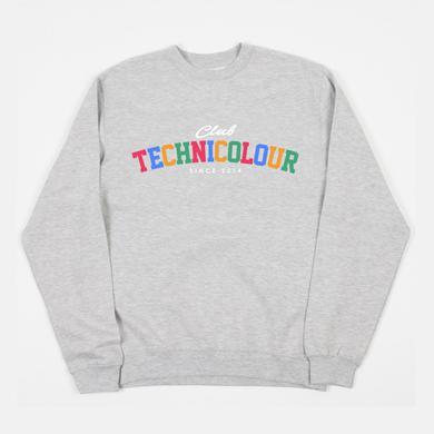 Oh Wonder Technicolour Club Jumper