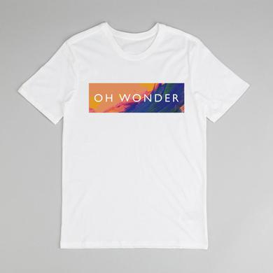 Oh Wonder Limited-edition North America Tour T-Shirt