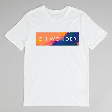Oh Wonder European Tour T-Shirt