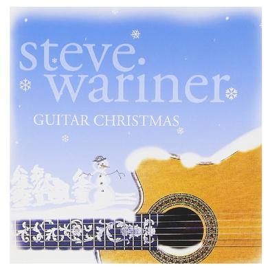 Steve Wariner CD- Guitar Christmas