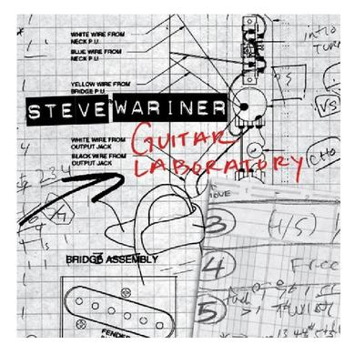 Steve Wariner CD- Guitar Laboratory
