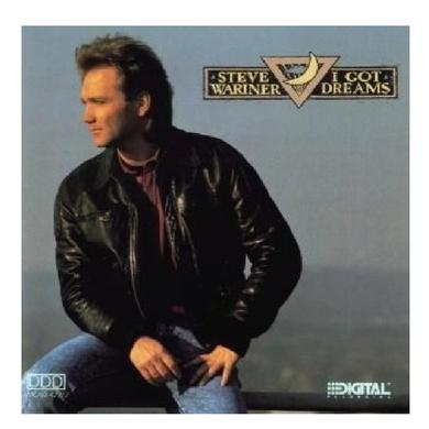 Steve Wariner CD- I Got Dreams