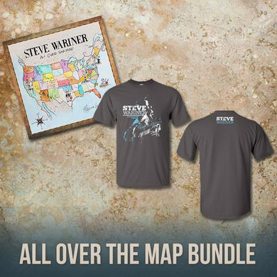 Steve Wariner All Over the Map Bundle