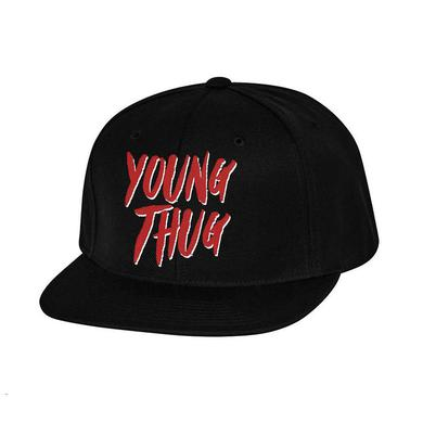 Black Young Thug Hat