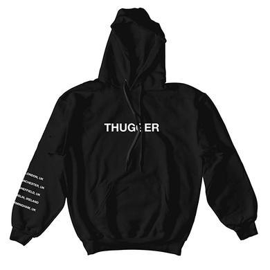 Young Thug Thugger Skull Hoodie