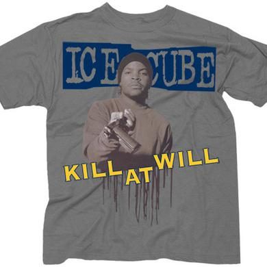 "Ice Cube Vintage ""Kill At Will"" T-Shirt"