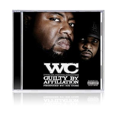 "Ice Cube Westside Connection ""Guilty By Affiliation"" CD ON SALE!!!"