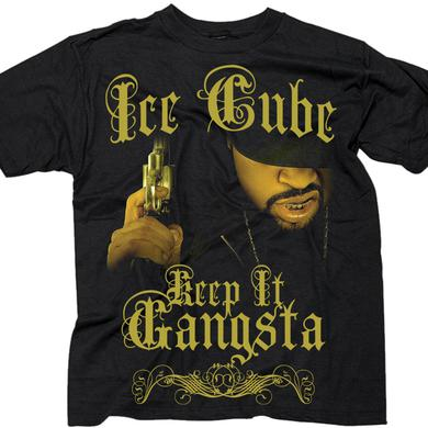 "Ice Cube ""Keep It Gangsta"" T-Shirt"