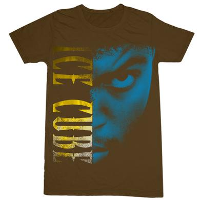 "Ice Cube ""Half Face"" Women's T-Shirt"