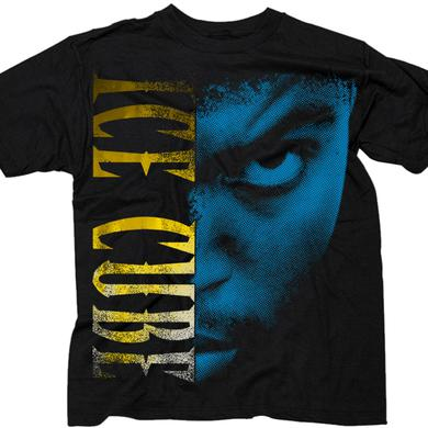 "Ice Cube ""Half Face"" T-Shirt"