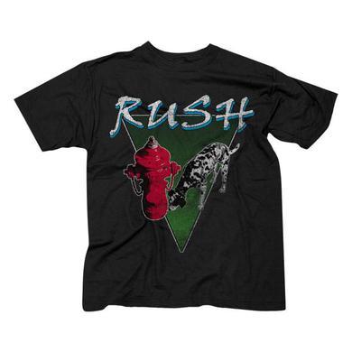 """Rush """"Signals"""" T-Shirt"""