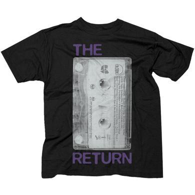 """Raekwon """"The Return"""" Black T-Shirt"""