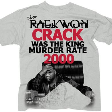 "Raekwon ""Crack Was King"" T-Shirt"