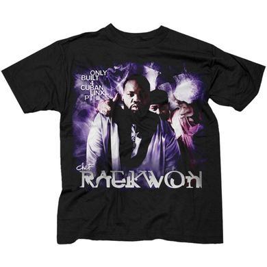 """Raekwon """"Only Built 4 Cuban Linx"""" T-Shirt"""
