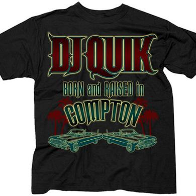 "DJ Quik ""Born And Raised"" T-Shirt"