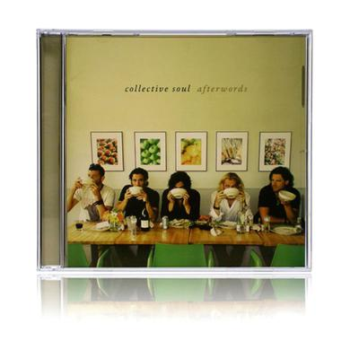 "Collective Soul ""Afterwords"" CD"