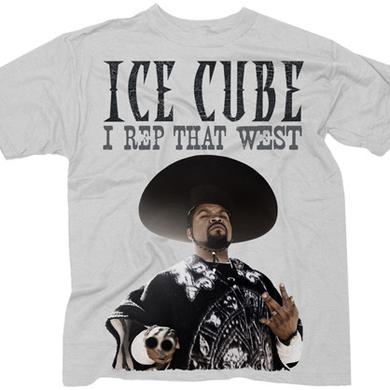 "Ice Cube ""I Rep That West"" T-Shirt"