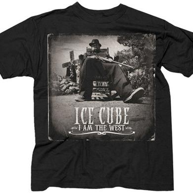 "Ice Cube ""I Am The West Photo"" T-Shirt"