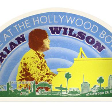 Brian Wilson Limited Edition LIVE at the Hollywood Bowl Poster