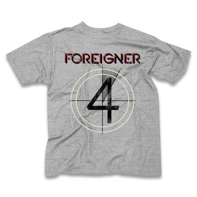 """Foreigner """"4"""" T-Shirt"""