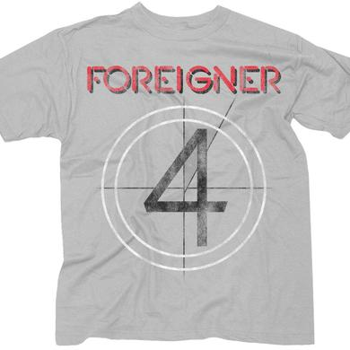 "Foreigner ""4"" T-Shirt"