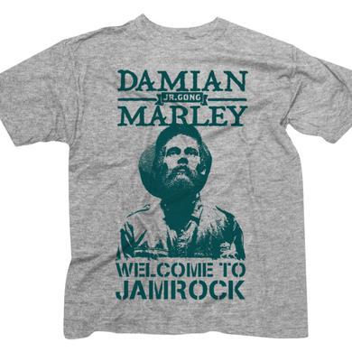 "Damian Marley ""Welcome to Jamrock"" T-Shirt"
