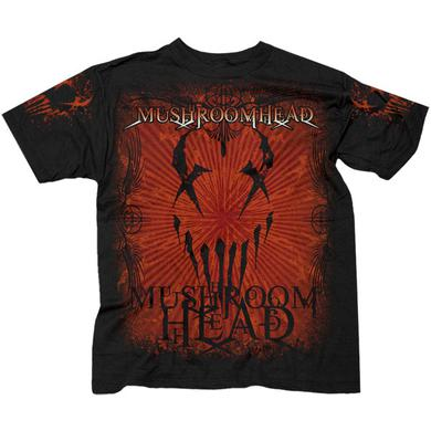 "Mushroomhead ""All Over X Face"" T-Shirt"