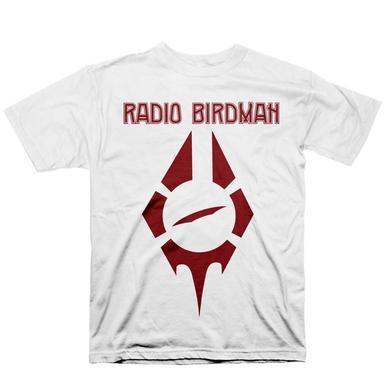 """Radio Birdman """"Oversized Logo"""" T-Shirt"""