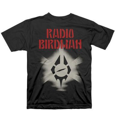 "Radio Birdman ""Vintage Logo"" T-Shirt"