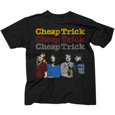 "Cheap Trick ""World Tour 1978"" T-Shirt"