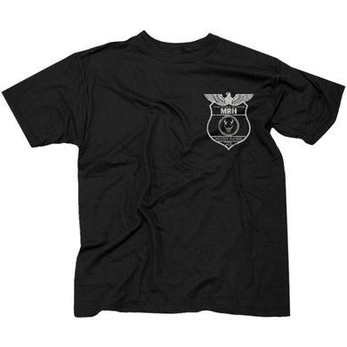 """Mushroomhead """"War Machine"""" Black T-shirt"""