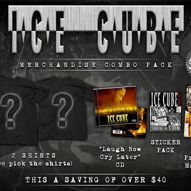 "Ice Cube ""Combo Pack"""