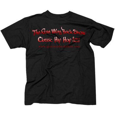 Goin' Way Back Show Official Black T-Shirt